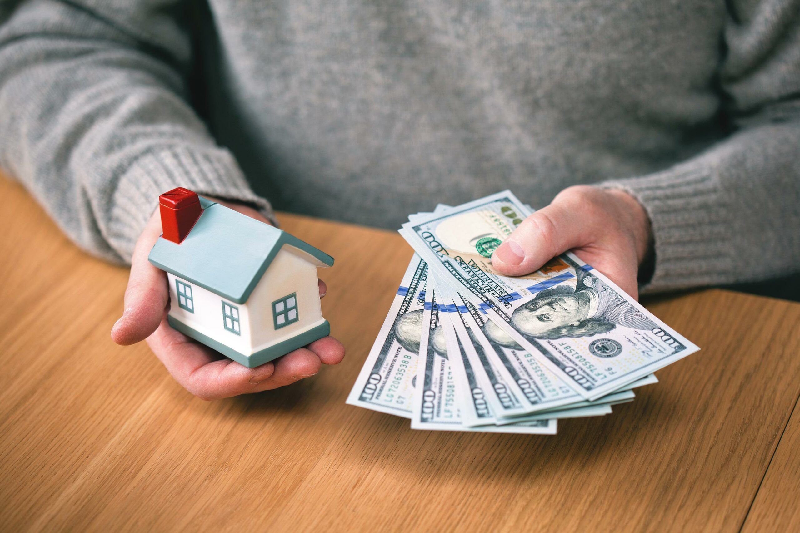 cash house buyers in Michigan